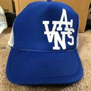Vans & SkullCandy SnapBack hats $5/each